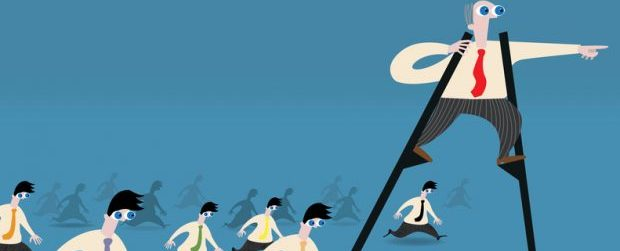 leading from above CIOs