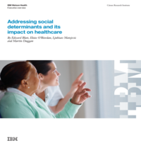 Addressing social determinants and its impact on healthcare