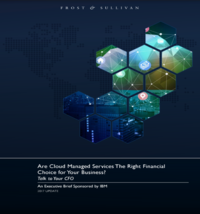 Are Cloud Managed Services The Right Financial Choice for Your Business?