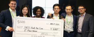 Ivey-hackathon-winners