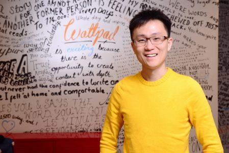 Allen Lau, Wattpad
