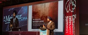 Navdeep Bains at CTS 2017