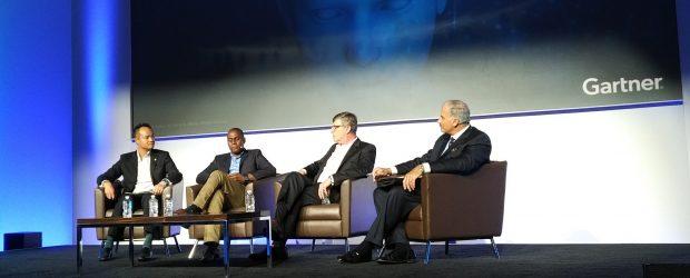 LCBO keynote at Gartner CIO Summit