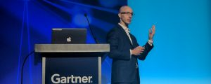 Stephen Orban - AWS at Gartner Summit