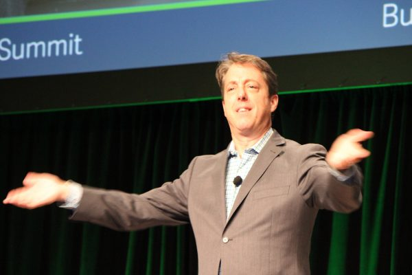 Paul Struthers, country manager Sage Canada - Sage Summit