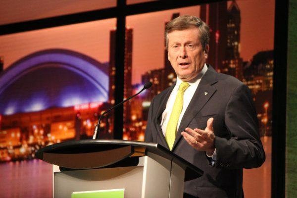 Toronto Mayor John Tory - Sage Summit