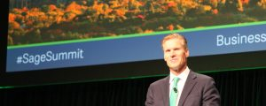 Sage CEO Stephen Kelly - Sage Summit