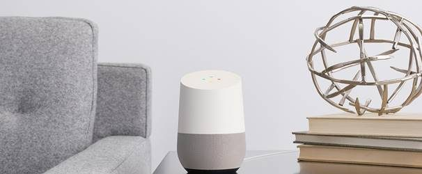 Launched At The End Of June, Google Home Is The Only Smart Speaker  Available In Canada At Present.