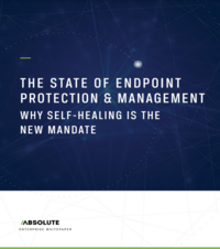 The State of Endpoint Protection & Management: Why Self-Healing is the New Mandate