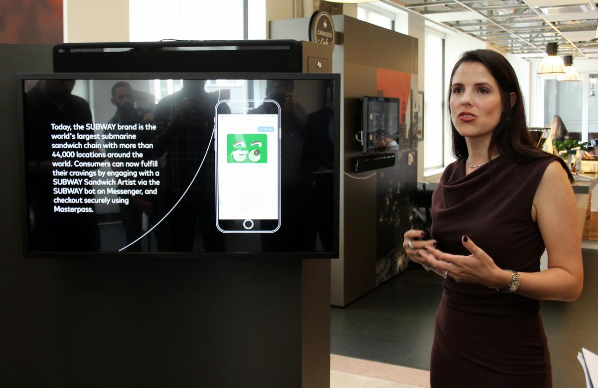 Debbie Barta, Mastercard Tech Hub