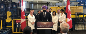 Navdeep Bains - CAN-Med
