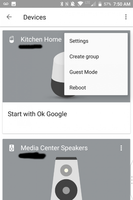 Google Home Not Finding Chromecast Device