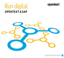 Run digital: OpenText & SAP