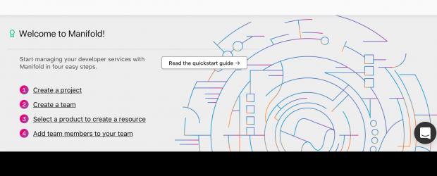 Manifold Dashboard feature