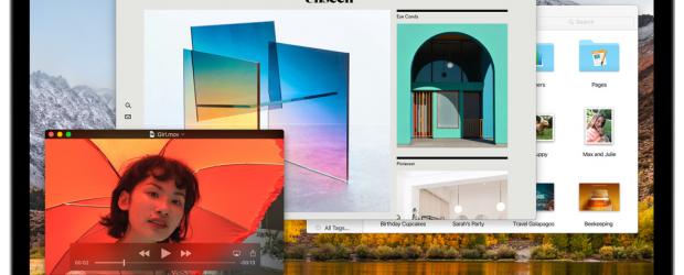 macOS High Sierra feature