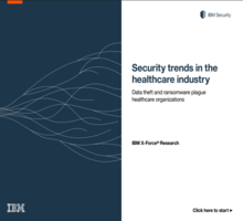 Security trends in the healthcare industry