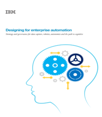 Designing for enterprise automation