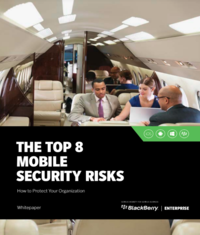 The Top 8 Mobile Security Risks