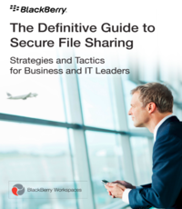 The Definitive Guide to Secure File Sharing