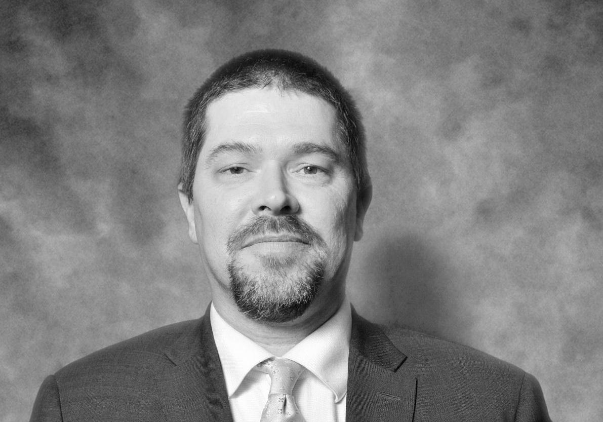 Dave Millier, CEO, Uzado - Headshot 2013