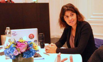 Caterina Sanders, senior consultant, Habanero Consulting Group