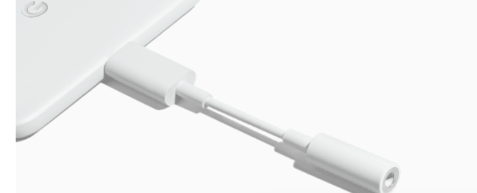 Pixel 2 USB C to 3.5mm adapter