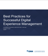 Best Practices for Successful Digital Experience Management