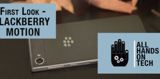 AHOT First Look - Blackberry Motion - Thumbnail - For Site