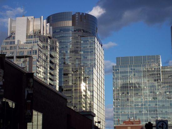 CGI Montreal HQ