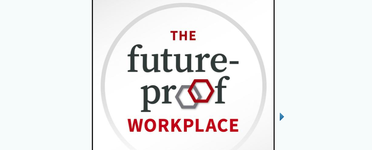 Future proof workplace book cover