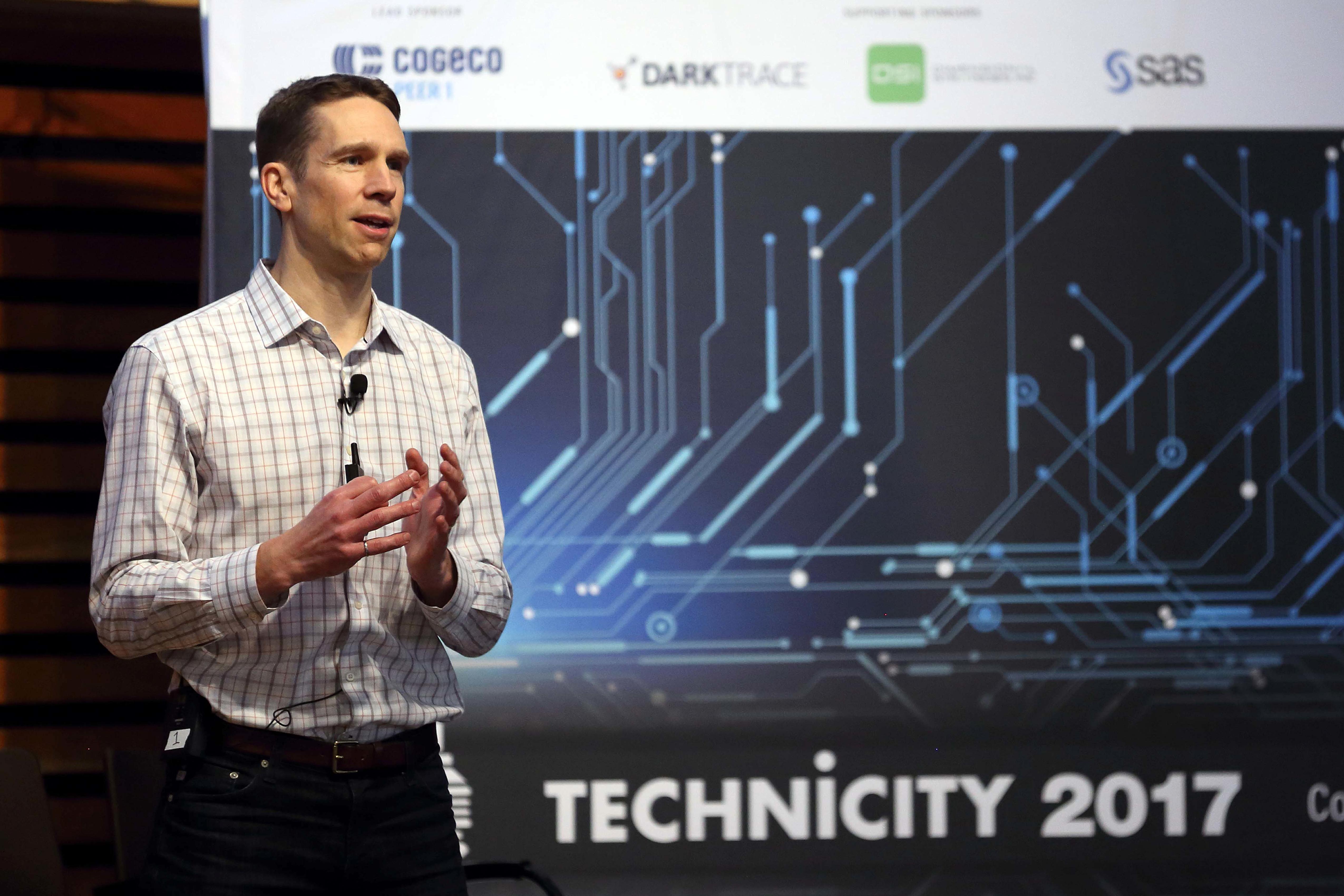 Technicity 2017 - Tomi Poutanen