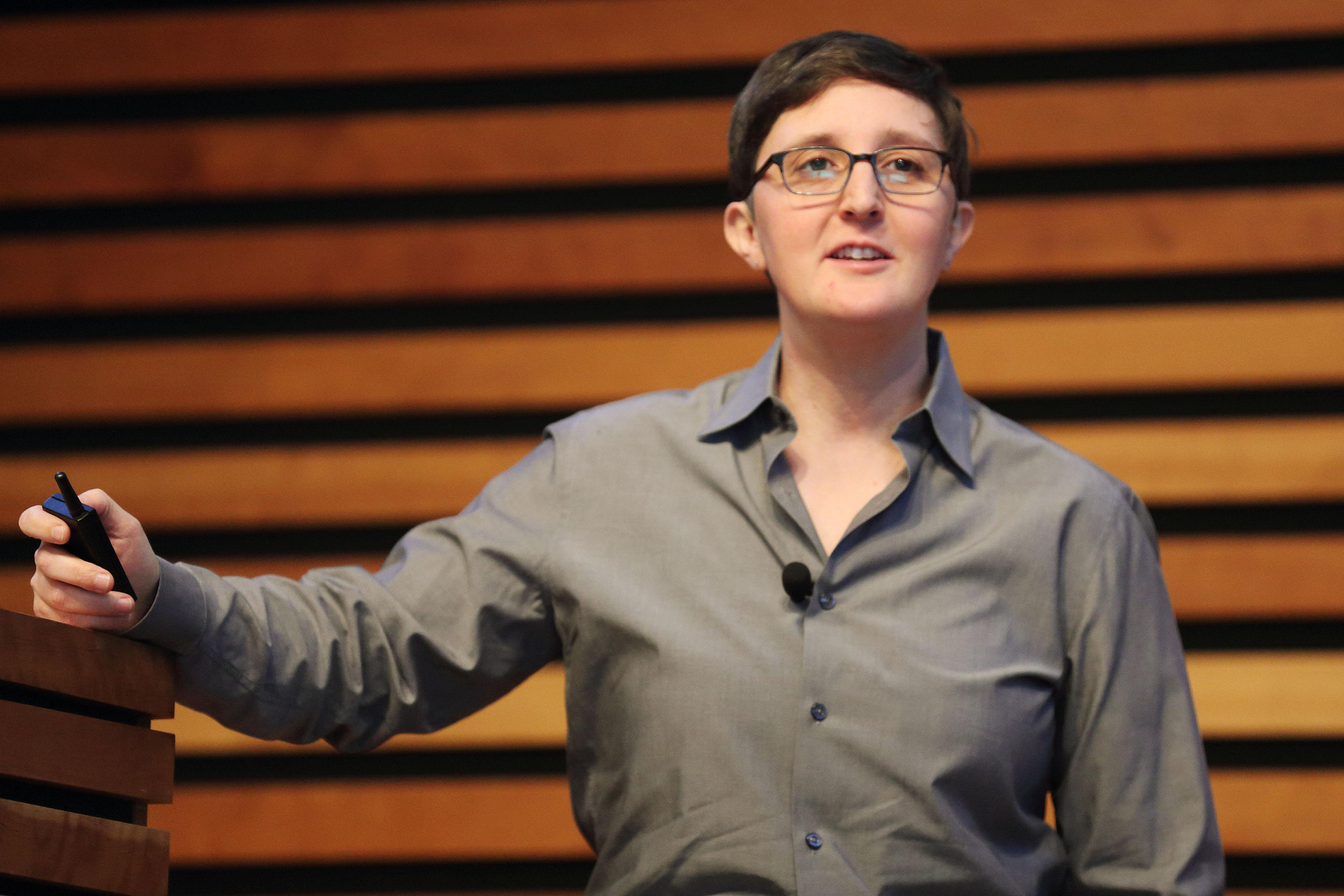 Ontario Chief Digital Officer Hillary Hartley