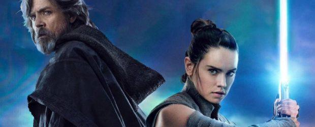 The Last Jedi - Skywalker and Rei