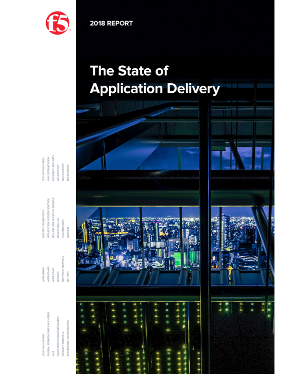 The State of Application Delivery