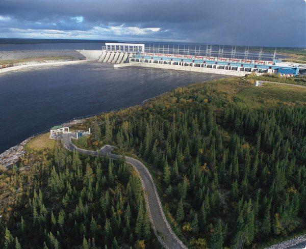 Hydropower in Quebec