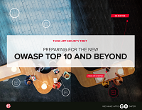 Preparing for the new OWASP Top 10 and beyond