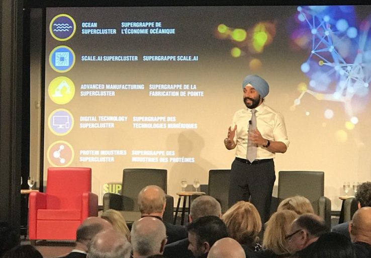 Ontario manufacturing 'Supercluster' among big federal funding winners