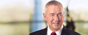 SAS Institute founder Dr Jim Goodnight