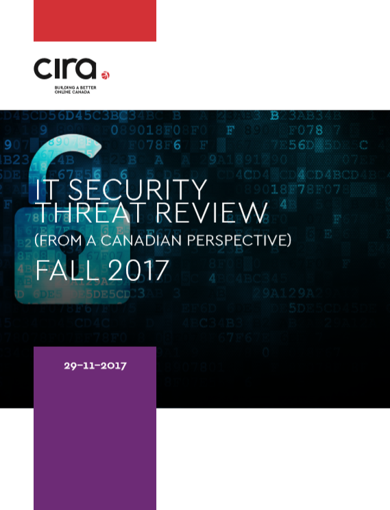 IT Security Threat Review - Fall 2017