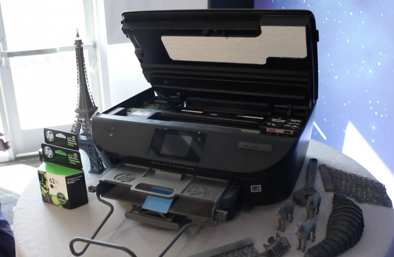 HP Envy printer for ISS