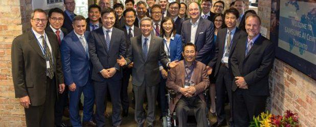 Samsung launches AI centre in Toronto   IT World Canada News