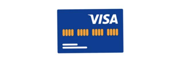 Visa Direct logo