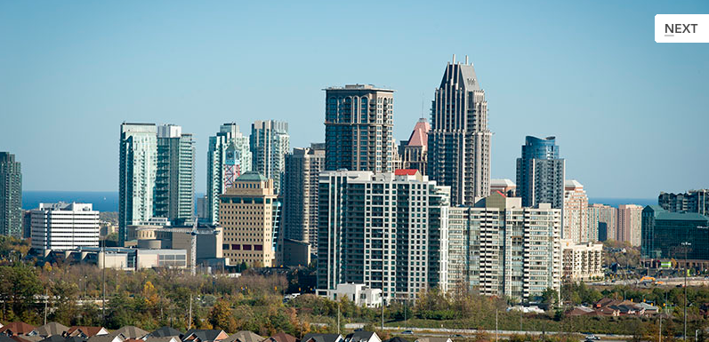 Downtown Mississauga