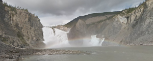 Virginia Falls - Nahanni National Park