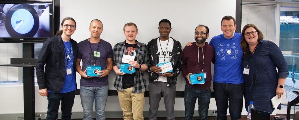 Connected Labs Hackathon