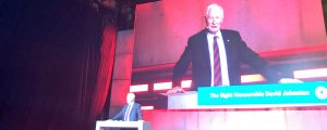 David Johnston at Canadian Innovation Week