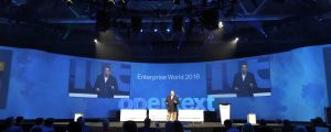 OpenText Enterprise World 2018 keynote