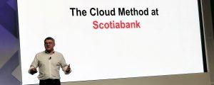 Justin Arbuckle, Scotiabnk - The Cloud Method