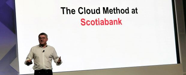 Justin Arbuckle, Scotiabnk - The Cloud Method