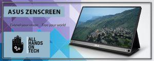 AHOT - Asus ZenScreen